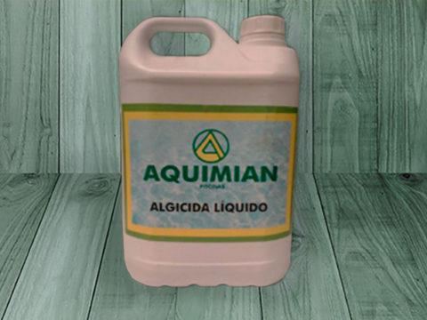 Algicida líquido aquimian – Bidón de 5 L