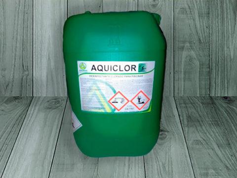 Aquiclor – Bidón de 33 Kg