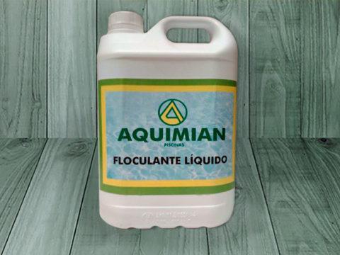 Floculante líquido aquimian – Bidón de 5 L
