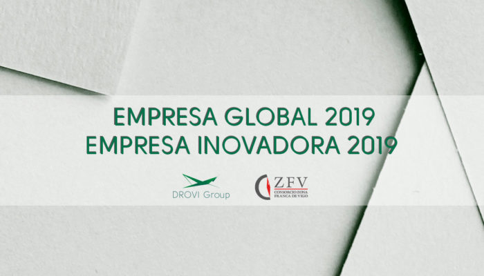 Grupo DROVI recebe indicadores ARDAN 2019 em EMPRESA GLOBAL e EMPRESA INOVADORA