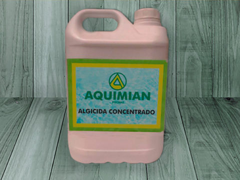 Aquimian concentrated algaecide – 5 L drum