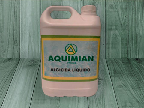 Aquimian liquid algaecide – 5 L drum