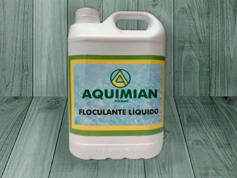 Aquimian liquid flocculant – 5 L drum