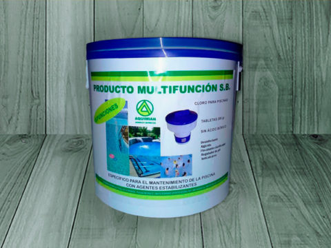 Multifunction product – 5 kg drum