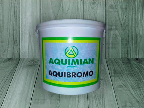 Aquibromo bromine tablets – 5 kg drum