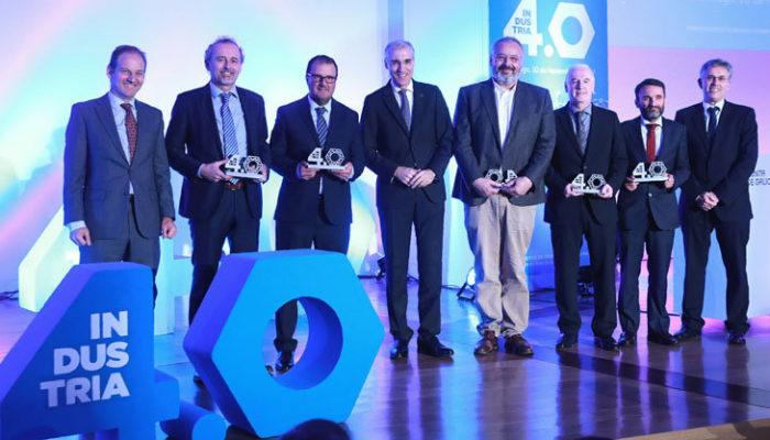 Drovi: Premio Proyecto Piloto Industria 4.0. Volcados por el impulso de la fábrica del futuro gallega.