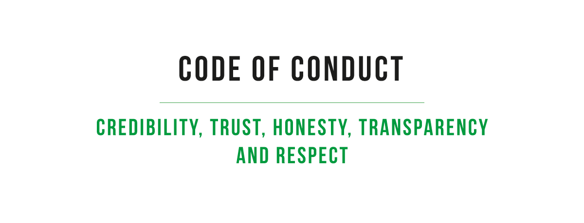 code of conduct 1