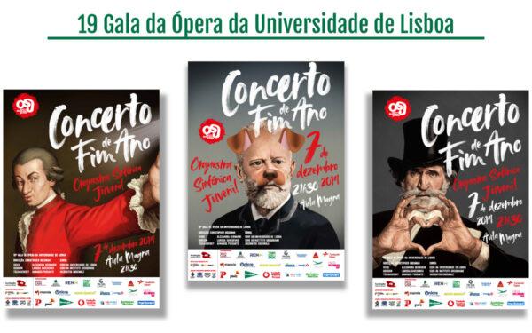 O nosso compromisso activo com a música e a juventude: Gala de Ópera 2019